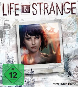 Life is Strange Book Cover