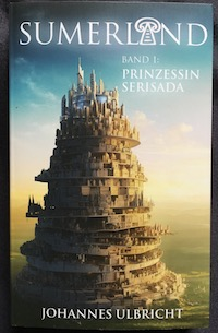 Prinzessin Serisada Book Cover