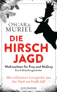 Die Hirschjagd Book Cover