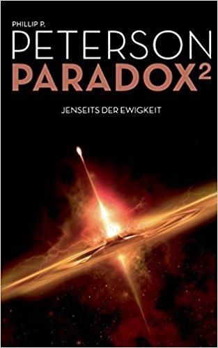 Paradox 2 - Jenseits der Ewigkeit Book Cover