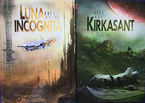 Luna Incognita Book Cover