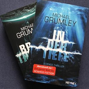 In der Tiefe Michael Grumley Breakthrough 2 Heyne Science Thriller