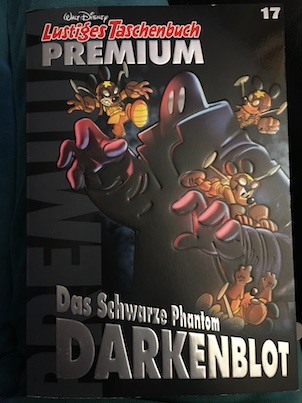 Das Schwarze Phantom - Darkenblot Book Cover