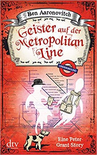Geister auf der Metropolitan Line Book Cover
