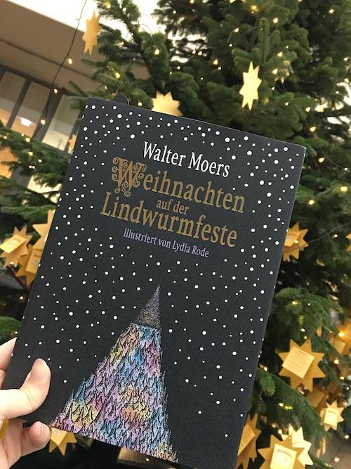 Weihnachten auf der Lindwurmfeste Walter Moers