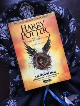 verwunschene Kind Rowling