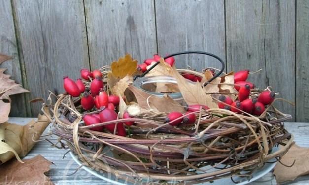 Könnyen elkészíthető őszi asztaldísz dekoráció ötletet keresel?