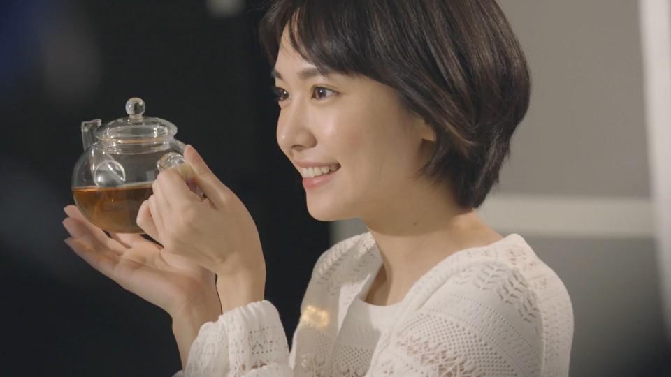新垣結衣十六茶CM 2