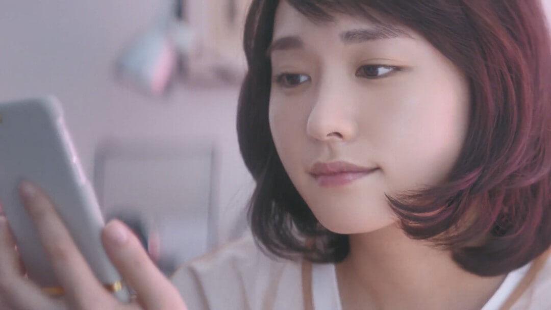 新垣結衣代言樂敦製藥櫻花眼藥水Lycee Blanc4