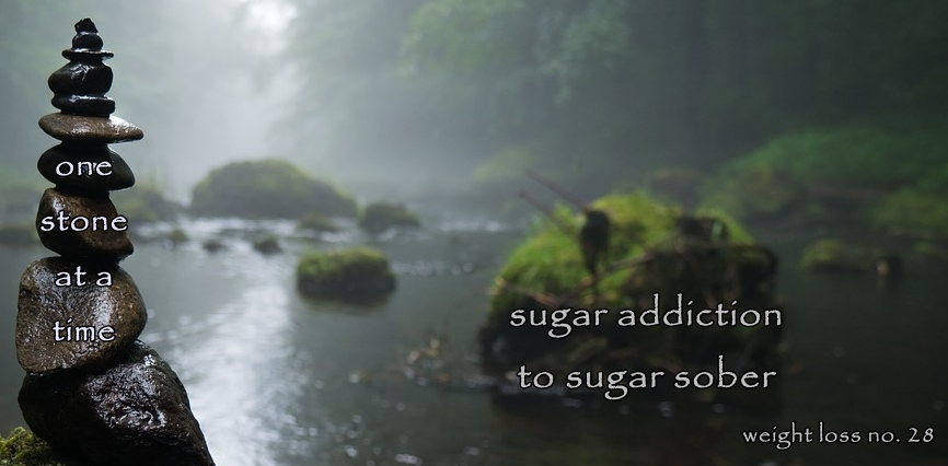 Sugar Addiction to Sugar Sober – Weight Loss No. 28