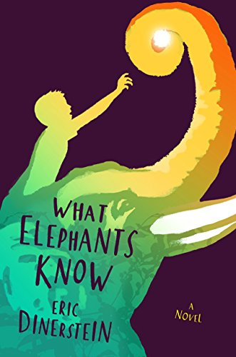 What Elephants Know by Eric Dinerstein | reading, books, book covers, cover love, elephants