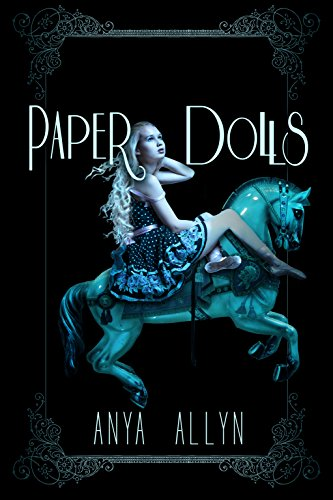 Paper Dolls by Anya Allyn | books, reading, book covers