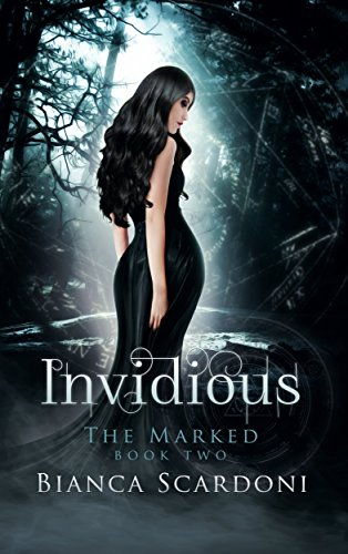 Invidious by Bianca Scardoni | books, reading, book covers