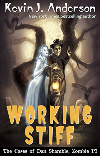 Working Stiff by Kevin J. Anderson | reading, books