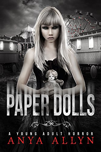 Paper Dolls by Anya Allyn | reading, books