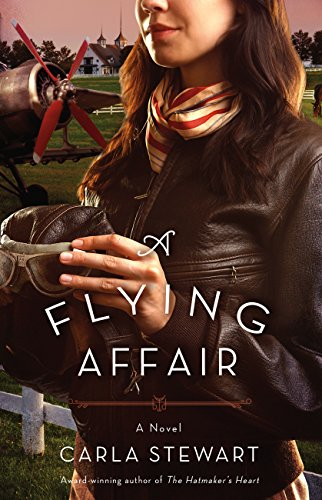 A Flying Affair by Carla Stewart | books, reading, book covers