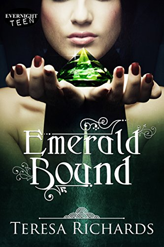 Emerald Bound by Teresa Richards | books, reading, book covers, cover love