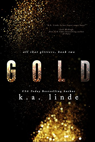 Gold by K.A. Linde | books, reading, book covers, cover love, jewels