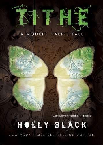 Tithe by Holly Black | books, reading, book covers