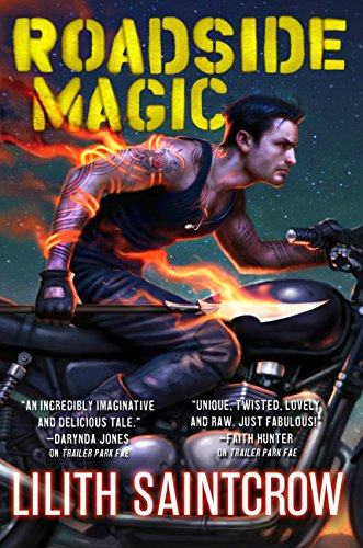 Roadside Magic by Lilith Saintcrow | books, reading, book covers