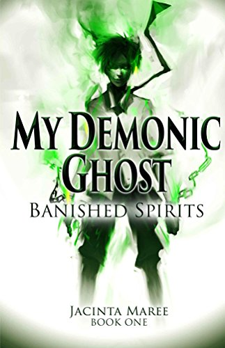 Banished Spirits by Jacinta Maree | reading, books