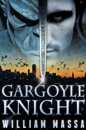 Gargoyle Knight by William Massa | books, reading, book covers
