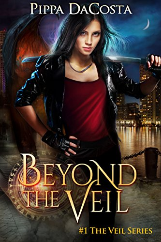 Beyond the Veil by Pippa DaCosta | books, reading, book covers, cover love, skylines