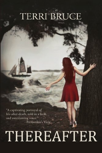 Thereafter by Terri Bruce   books, reading, book covers