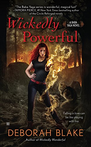 Wickedly Powerful by Deborah Blake | books, reading, book covers