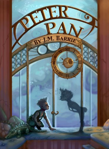 Peter Pan by J.M. Barrie | books, reading, book covers