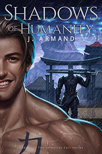Shadows of Humanity by J. Armand | reading, books, book covers, cover love
