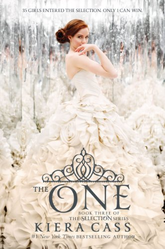 The One by Kiera Cass | books, reading, book covers, cover love