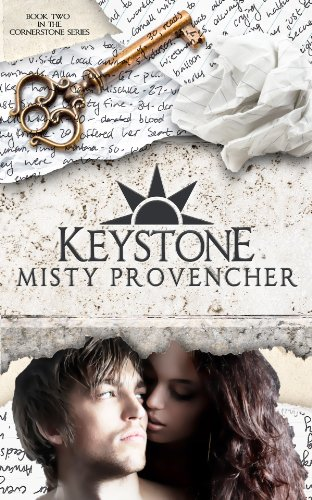 Keystone by Misty Provencher | books, reading, book covers