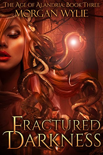 Fractured Darkness by Morgan Wylie | books, reading, book covers