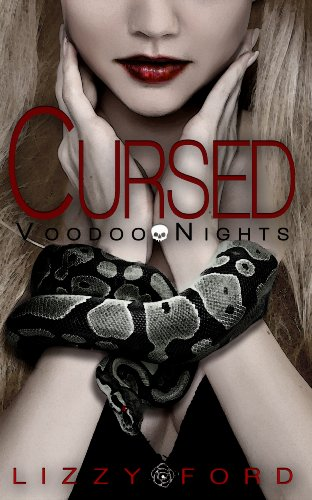 Cursed by Lizzy Ford | books, reading, book covers