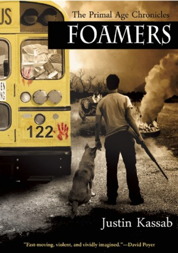 Foamers by Justin Kassab | reading, books