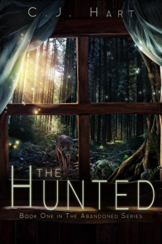The Hunted by C.J. Hart | books, reading, book covers