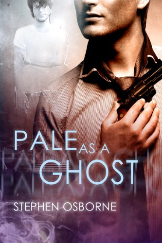 Pale as a Ghost by Stephen Osborne | books, reading, book covers