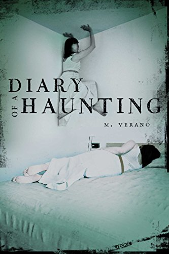 Diary of a Haunting by M. Verano | books, reading, book covers