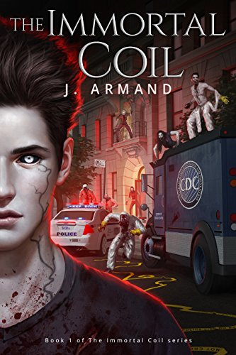 The Immortal Coil by J. Armand   reading, books