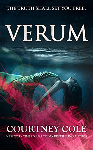 Verum by Courtney Cole | books, reading, book covers
