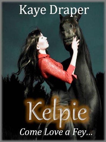 Kelpie by Kaye Draper | books, reading, book covers
