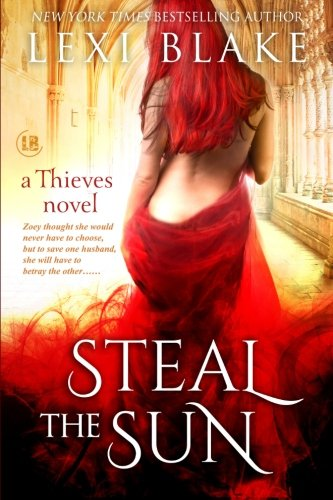 Steal the Sun by Lexi Blake | reading, books