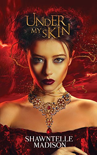 Under My Skin by Shawntelle Madison | books, reading, book covers, cover love