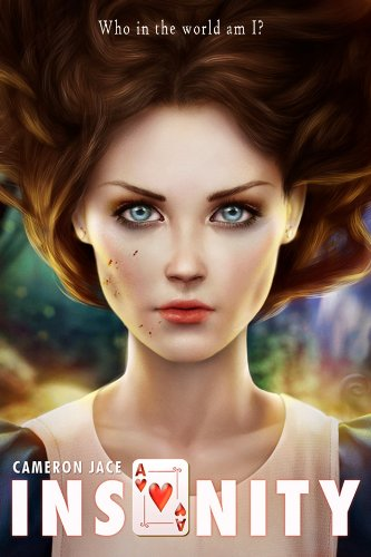 Insanity by Cameron Jace | books, reading, book covers
