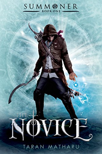 The Novice by Taran Matharu | reading, books, book covers, cover love, fashion