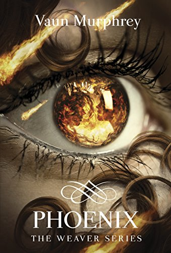 Phoenix by Vaun Murphrey | books, reading, book covers, cover love, eyes