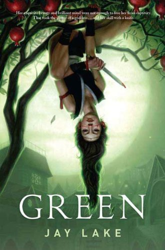 Green by Jay Lake | books, reading, book covers