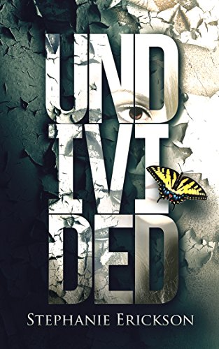 Undivided by Stephanie Erickson | books, reading, book covers, cover love, butterflies