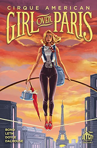 Girl over Paris   books, reading, book covers